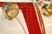 Altes auto — Stockfoto