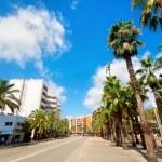 Cityscape of Lloret de Mar — Stock Photo #63979621