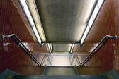 New York City Station subway statiom — Foto de Stock