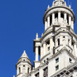 The NYC Municipal City Hall Building, center of city operations — Stock Photo #60214647