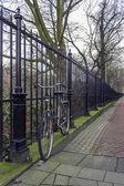 Vondelpark, Amsterdam. Is a public urban park of 47 hectares (12 — Stock Photo