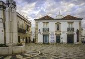 Church of Nossa Senhora da Soledade (museum entry) — Stock Photo