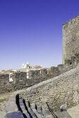 Alentejo Town of Monsaraz castle inner space. Portugal — Foto de Stock
