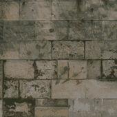 Old brick ancient wall — Stockvektor