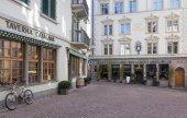 Zurich old town — Stock Photo