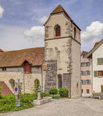Zug old town - HDR image — Stock Photo