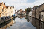 Brugge, belgië — Stockfoto