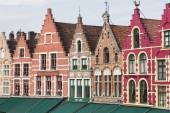 The historic city centre of Bruges i — Stock Photo