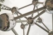 Atomium structure — Stock Photo