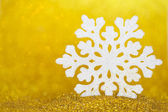 Recreation snowflake abstract  — Stock Photo