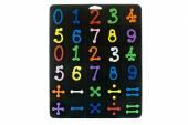 symbols of numbers — Stock Photo