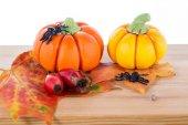 Halloween regeling — Stockfoto