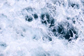 Sea water splash — Stock Photo