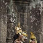 ������, ������: Hindu cultural legend of deity reenacting by actors