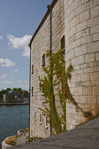 Vaxholm fortress, Stockholm archipelago, Sweden — Stock Photo