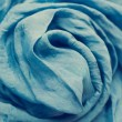 Blue fabric texture background — Stock Photo #52543675