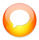 Bubble speech icon — Stock Vector