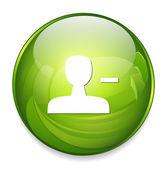 Hairspray web Icon — Stock Vector