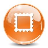 Photo web icon — Stock Vector