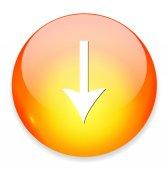 Stáhnout ikonu web — Stock vektor