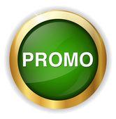 Promo web icon — Stock Vector