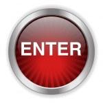 Enter button icon — Stock Vector #70279287