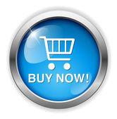 Buy now icon — Stock Vector