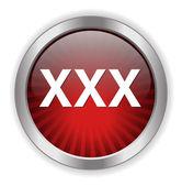 Xxx の web アイコン — ストックベクタ