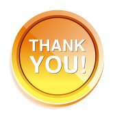 Thank you icon — Stock Vector