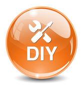 Do it yourself button — Stock Vector