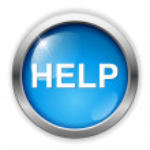 Help web icon — Stock Vector #70366541