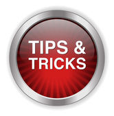 Tips and tricks icon — Stock Vector