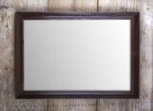 Rectangle picture frame — Fotografia Stock