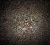 Old worn metal texture. Design template. Design site — Stock Photo