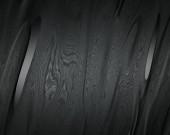 Textured Black background. — Stock Photo