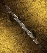 Abstract golden background. Design template. Design site — Стоковое фото