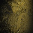 Grunge abstract background old gold texture on a black background — Stock Photo #57508287