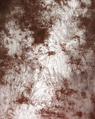 Abstract metallic texture with rusty — Stock Photo