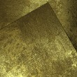 Abstract golden background of metal plates. Design template. Design site — Stock Photo #64905545