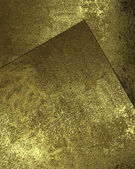 Abstract golden background of metal plates. Design template. Design site — Stockfoto
