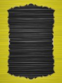 Abstract black background or gray design pattern of vertical lin — Stock Photo