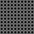 Seamless Black & White Abstract Pattern — Stockfoto #55330745