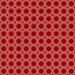 Seamless red & white abstract pattern — Zdjęcie stockowe #55330755