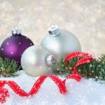 Christmas ornaments — Stock Photo #58807425