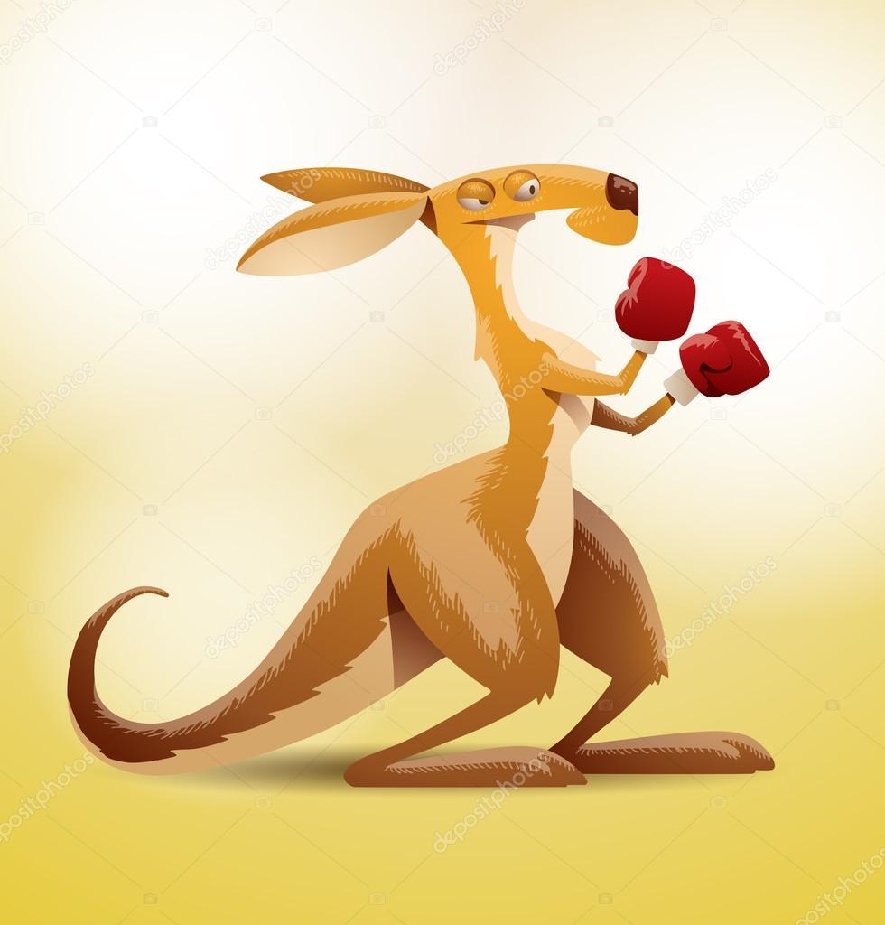 Boxing Kangaroo  TV Tropes