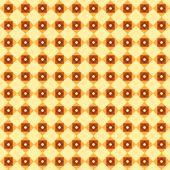 Seamless geometric squares — Stock Vector