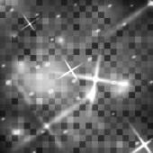 Gray square pixel background — 图库矢量图片