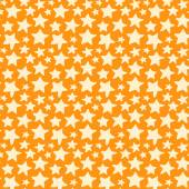 Seamless pattern with doodle stars — 图库矢量图片