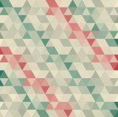 Sfondo di triangoli — Vettoriale Stock