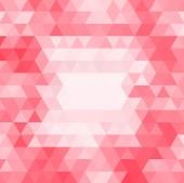 Arka plan üçgen — Stok Vektör